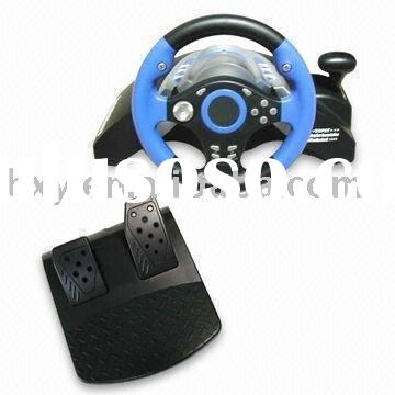 Wired Racing Wheel for PS3