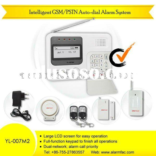 Wireless GSM accessory alarm system and security products with chinese OEM/ODM Service