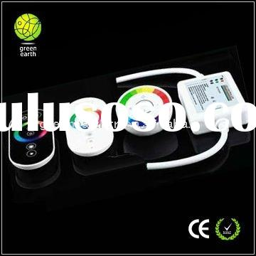 Wireless Touching LED RGB remote controller