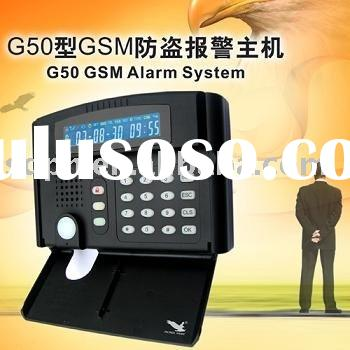 Wireless home security products