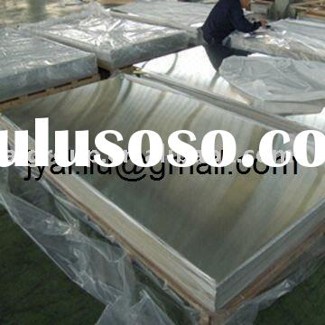 With high strength and good anti-corrosion alloy 5005 5083 5052 5754 aluminum sheet / slab / coil