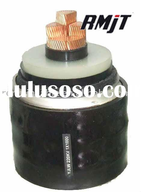 XLPE Insulated Steel Tape Armoured High Voltage Power Cable