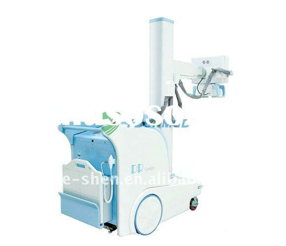 YSDR09 High Frequency Mobile Digital Radiography System