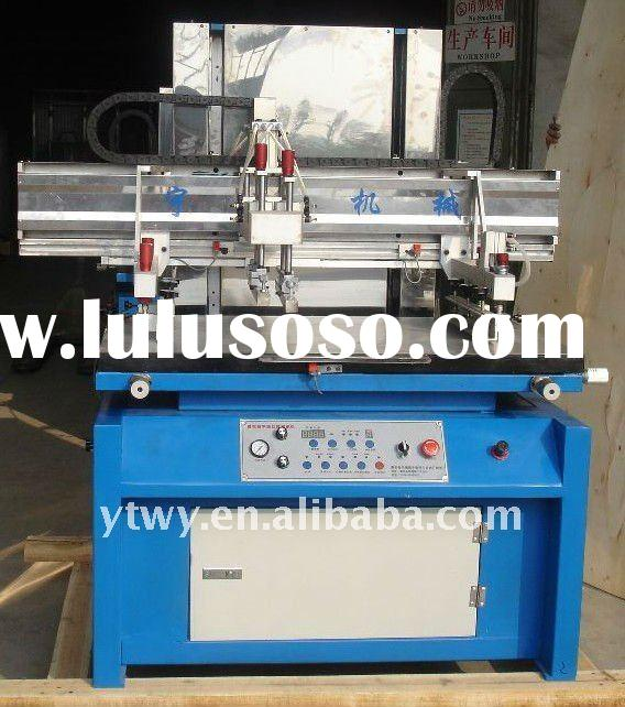 YT- 6090 high precision vertical flat screen printing machinery