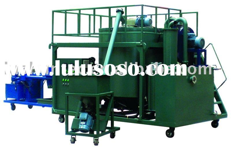 Nry used vehicle engine oil purifier oil regeneration oil for Sell used motor oil