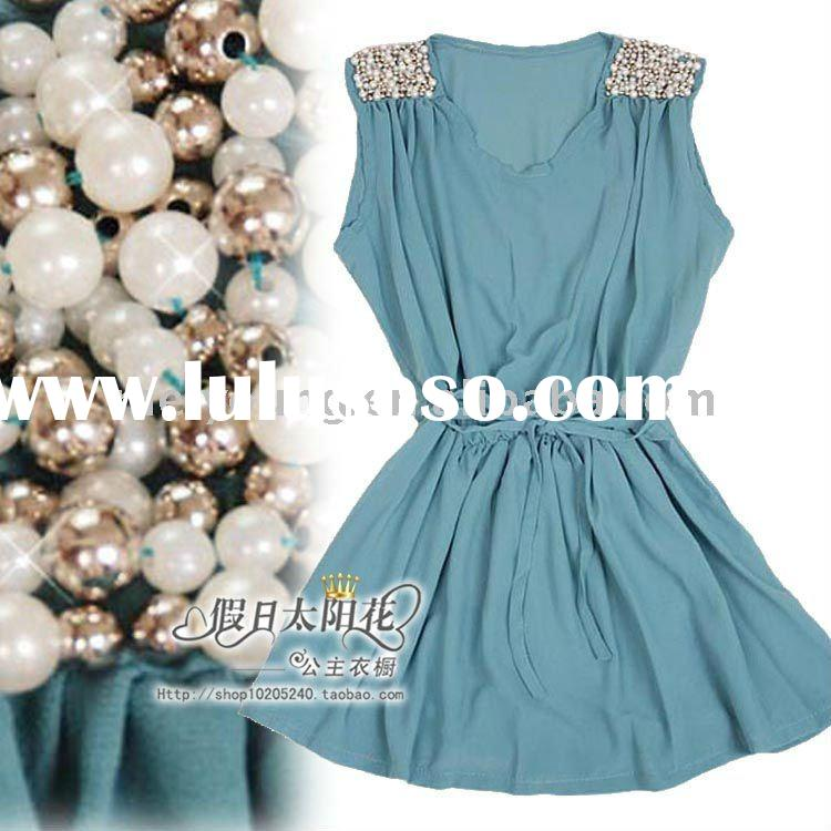 (881837) 2011 high fashion stylish prom dresspregnant women dresses