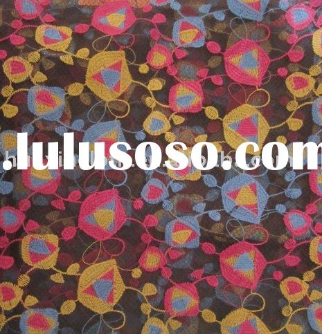 africa wool embroidery lace