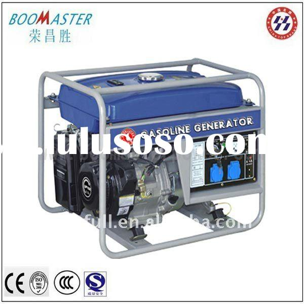 air cooled three phase Gasoline generator