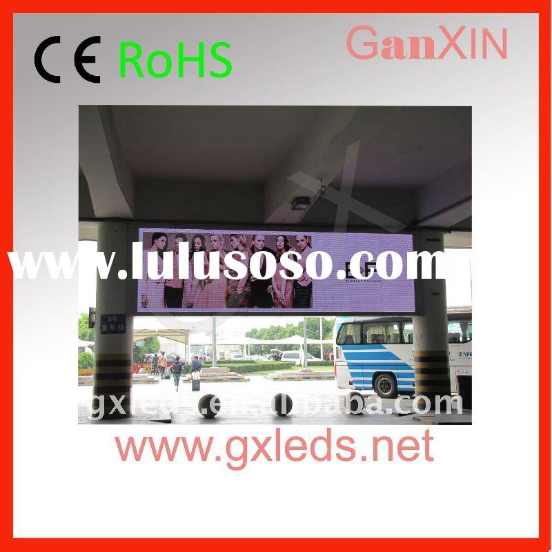 alibaba express hanging high quality full color wall mounted new invented technology led display