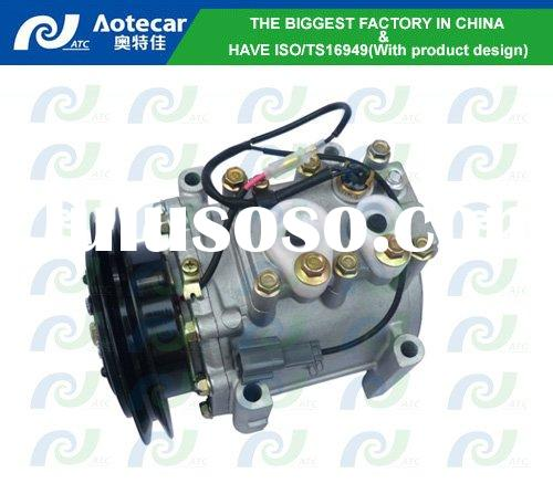 auto compressor for MITSUBISHI FUSO TRUCK we have ISO/TS16949 and strong R&D