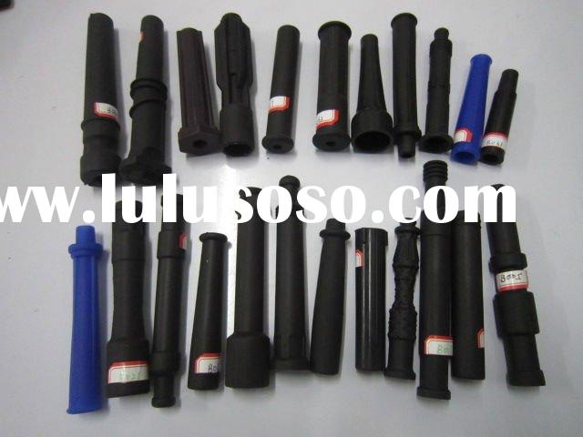 auto parts ignition cable rubber boots