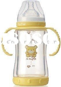 baby milk feeding bottle