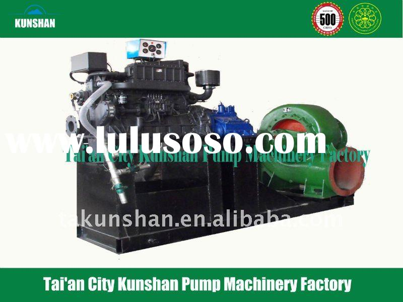big capacity farm irrigation water pump of mixed flow pump