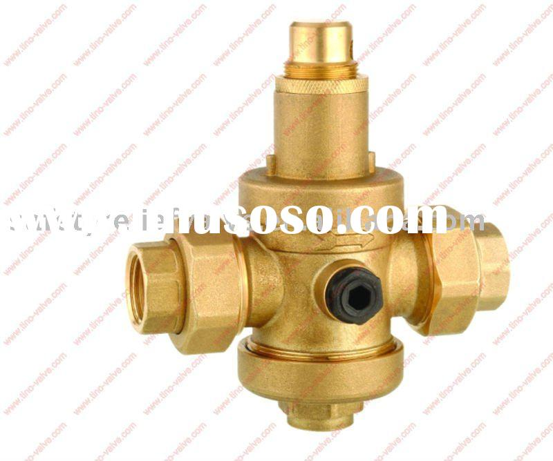 wd 1205 prv bronze water pressure reducing valve with drain for sale price china manufacturer. Black Bedroom Furniture Sets. Home Design Ideas