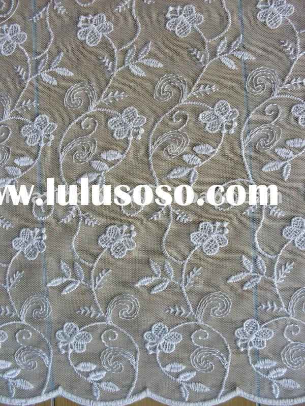 bridal embroidery fabric