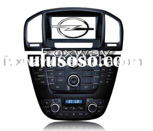 car dvd player with gps navigator for Opel Insignia(08-11)