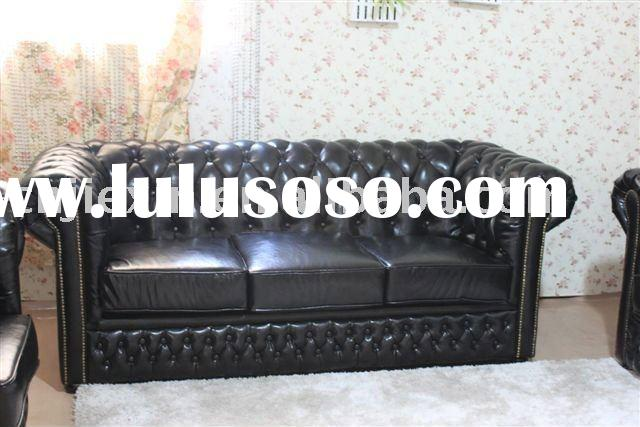 Classic leather sofa for sale price china manufacturer for Traditional leather sofas sale