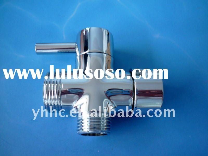 cold hot water angle valve