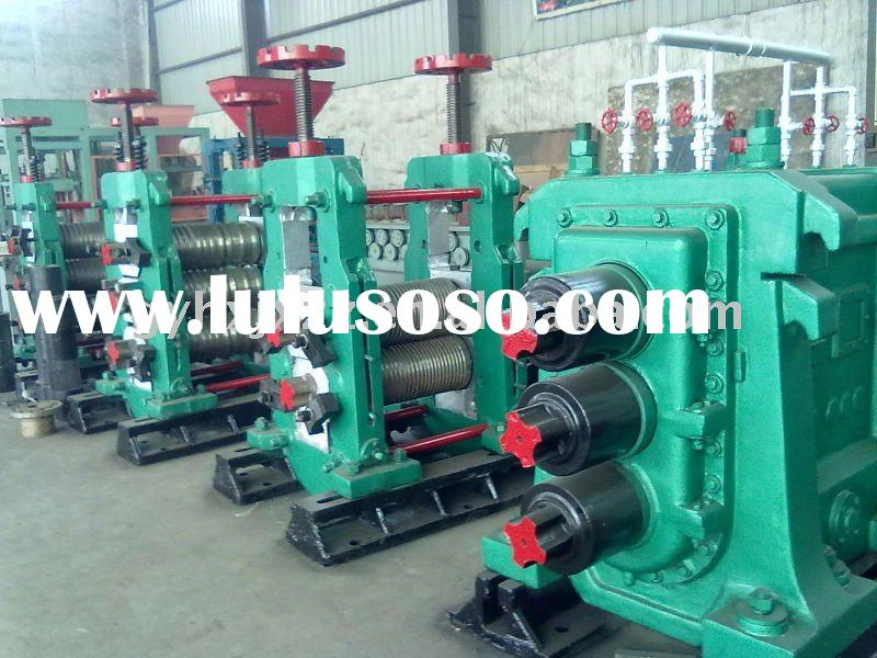 cold rolling mills for rail steel