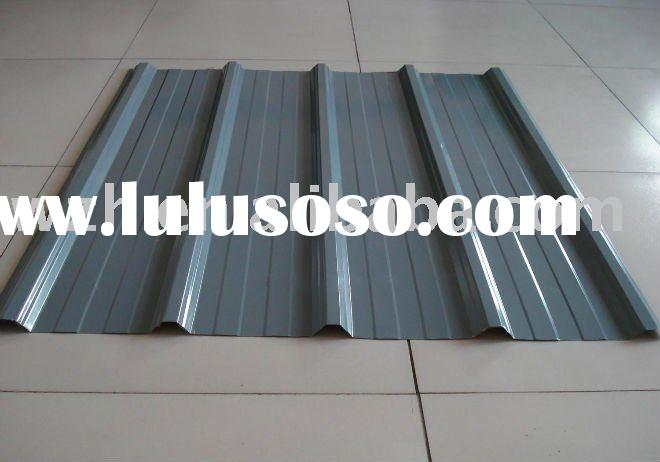 color coated metal wall sheet