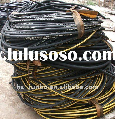 fabric reinforced rubber hose