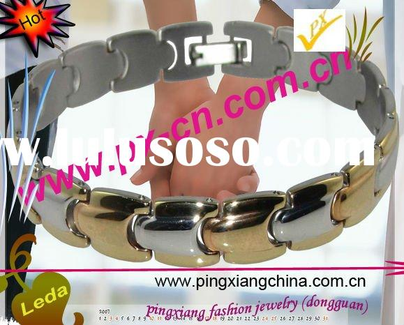 fashion friendship stainless steel bracelets