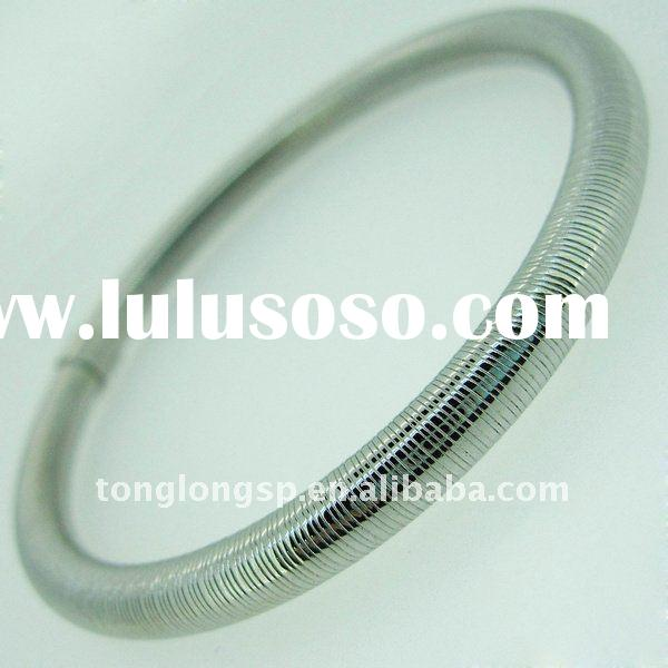 fashion stainless steel bracelets and bangles
