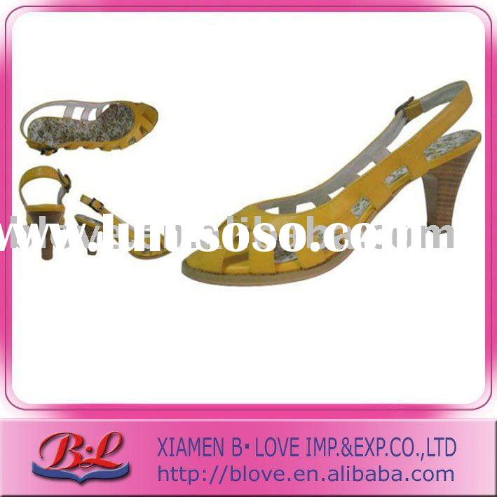 fashion summer lady shoes