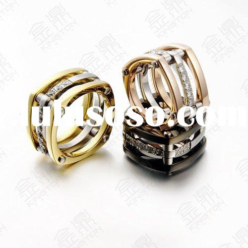 fashion trendy jewelry rings wholesale