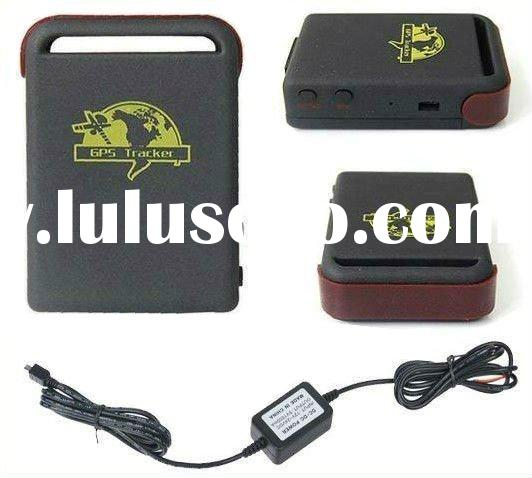 gps/gsm car alarm tracker