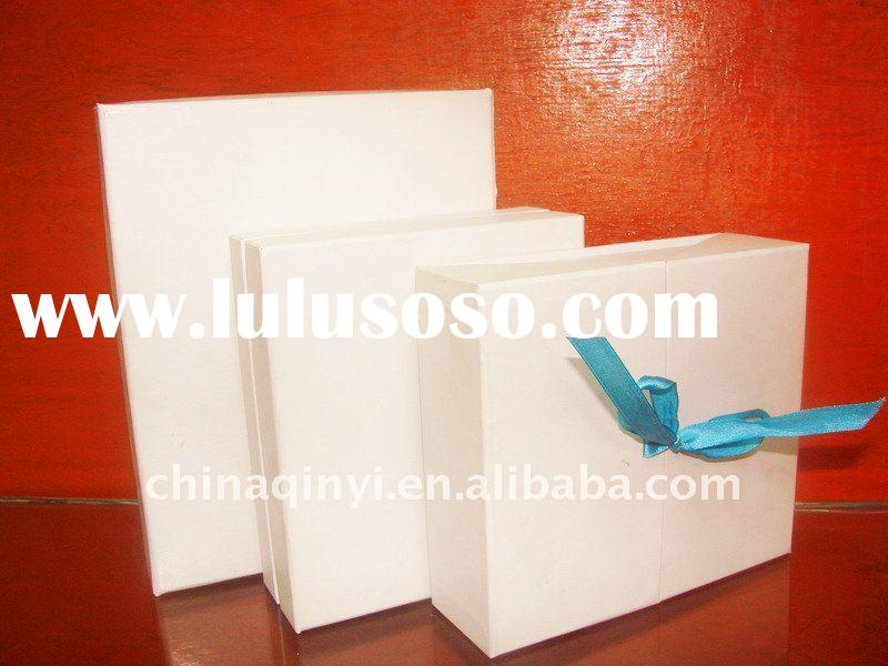 hand made gift packaging box