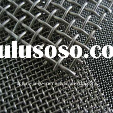 high carbon steel Crimped Wire Mesh , Crimped Mesh
