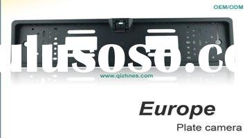 high definition european license plate reverse camera with 170 wide angle