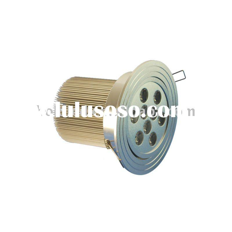 high power 31W recessed led downlight