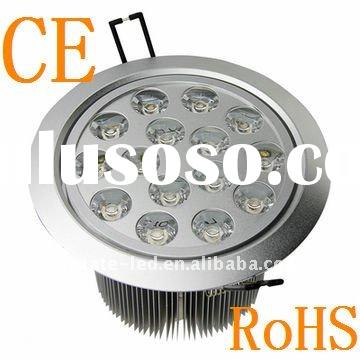 high power dimmable 15w led down light
