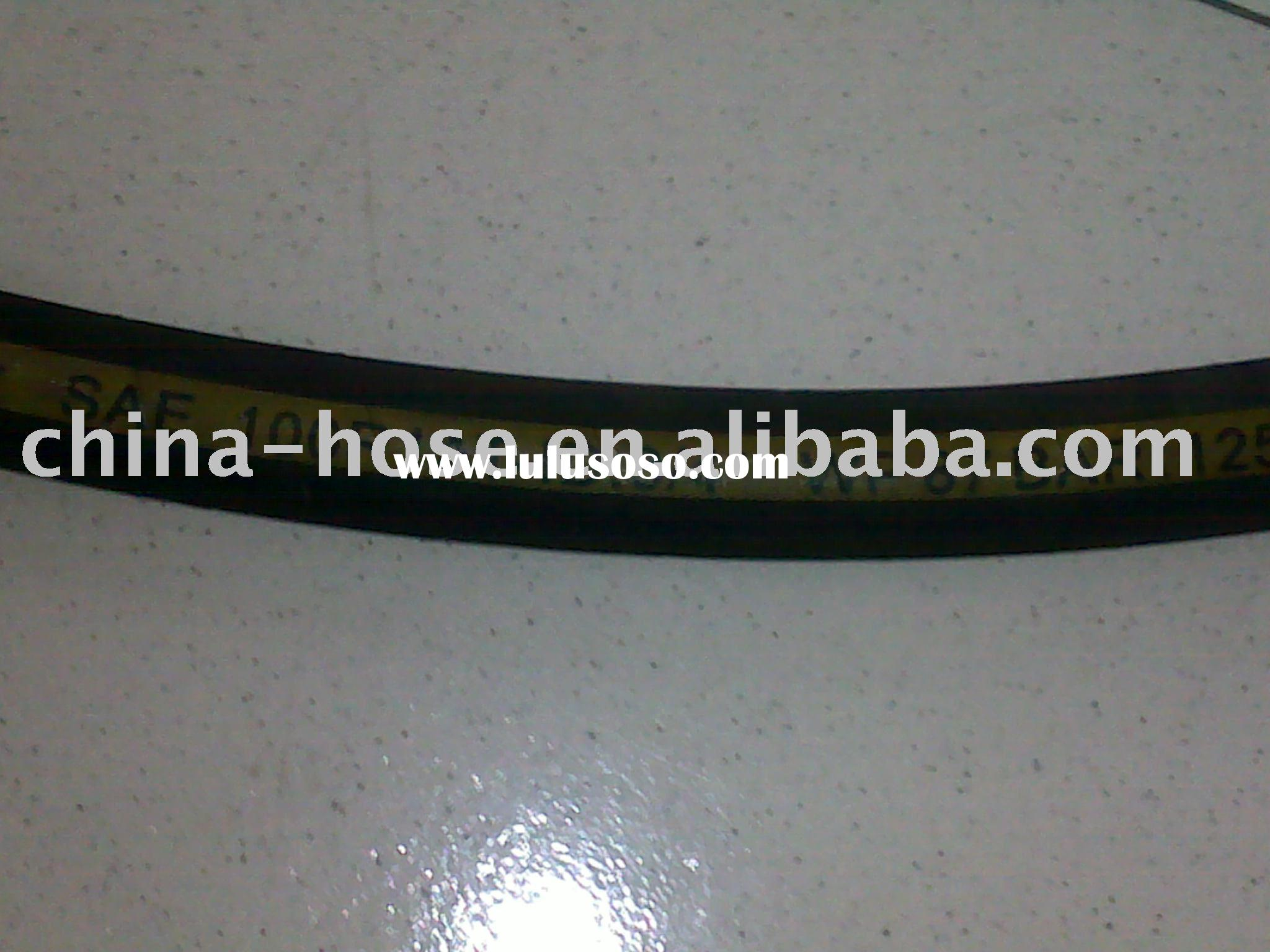 high pressure braided rubber hose SAE 100 R1AT