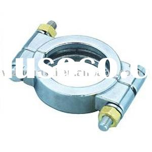 high pressure clamp(stainless steel pipe clamp, stainless steel clamp)