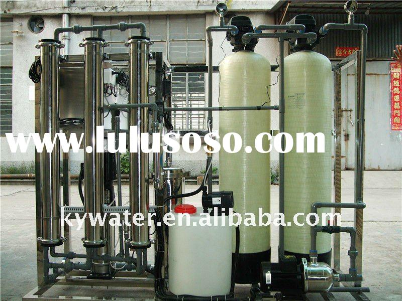 high quality 500LPH RO water purification machine
