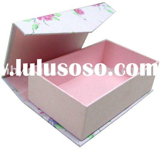high quality custom color packaging gift box