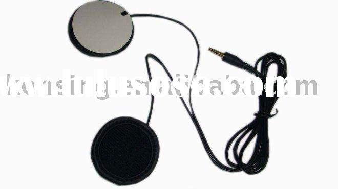 high quality earphone used in motorcycle for listenning to music