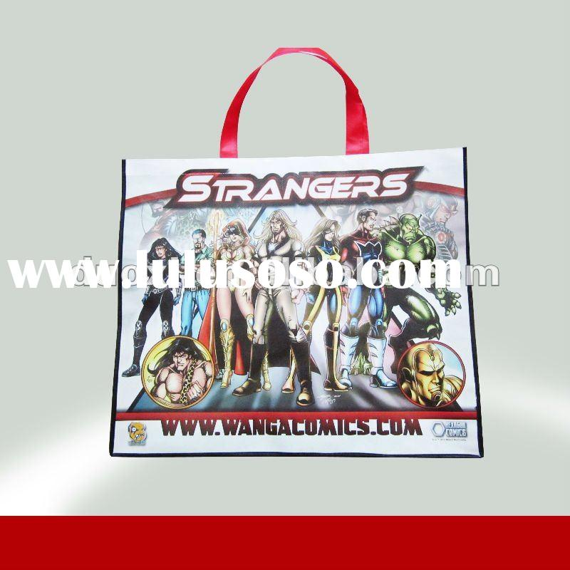 high quality promotional fashion non-woven bag