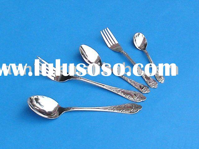 high quality stainless steel kitchen spoon