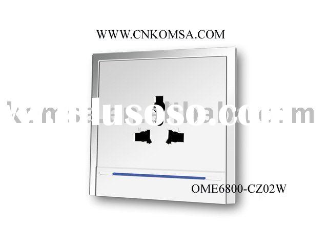 home automation---OME6800-CZ02W Remote control socket outlet