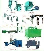 hot sale sawdust briquettes making project, with dryer