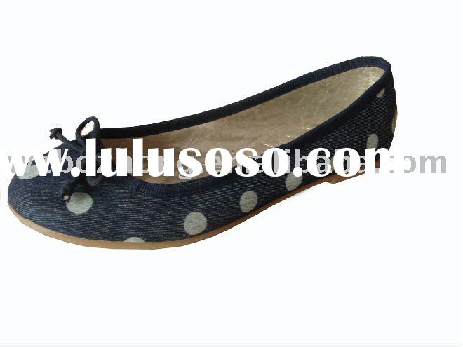 hot selling 2011 spring/summer fashion women flat shoes