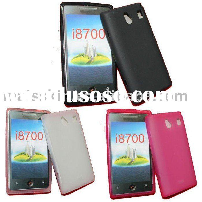 i8700 TPU Case for samsung Omnia 7