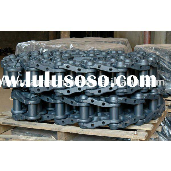 iron chain link,komatsu excavator undercarriage parts