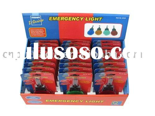 led emergency lights,led flashing lights,safety keychain light