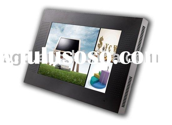 network advertising TV, 19'' wifi advertising player, GD-900WN