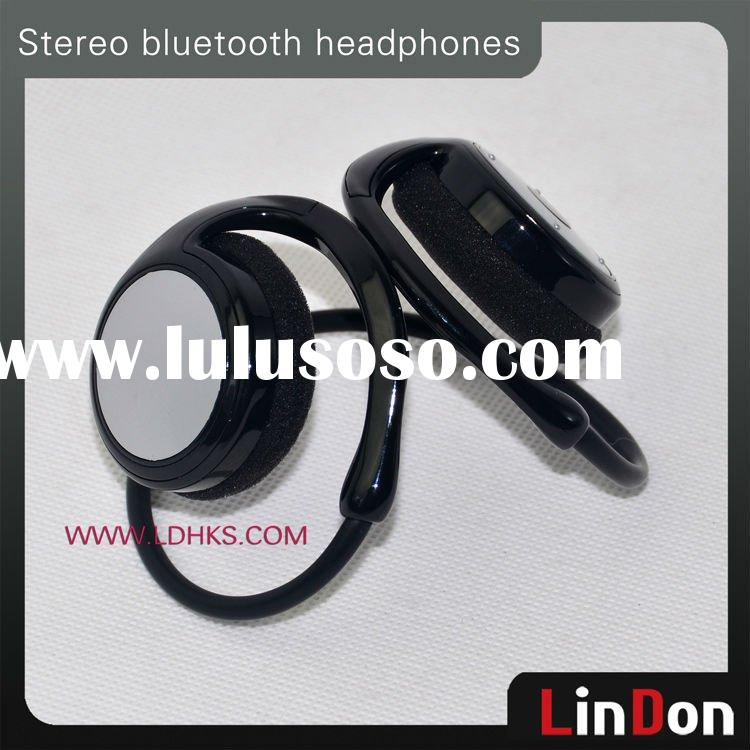 newest waterproof Bluetooth Headphone for laptop SX-910A